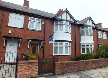 Thumbnail 3 bed terraced house for sale in Wingrove Road, Fenham, Newcastle Upon Tyne