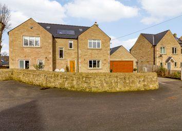 Thumbnail 6 bed detached house for sale in Alders Field, Alders Lane, Matlock, Derbyshire