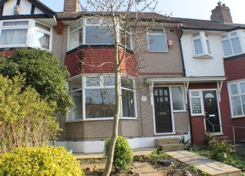 Thumbnail 3 bed terraced house to rent in Clayhill Crescent, London