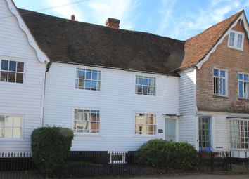 Thumbnail 2 bed terraced house for sale in The Hill, Cranbrook, Kent