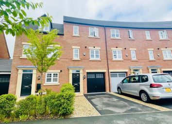Thumbnail 3 bed terraced house for sale in Northwich, Cheshire