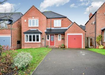 Thumbnail 4 bedroom detached house for sale in Poplars Way, Harlow Wood, Mansfield, Nottinghamshire