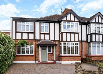 Thumbnail 4 bed semi-detached house to rent in Radnor Road, Twickenham