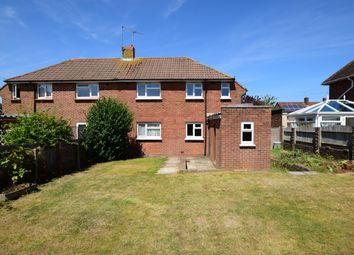 Thumbnail 2 bed semi-detached house to rent in Queens Road, Lewes