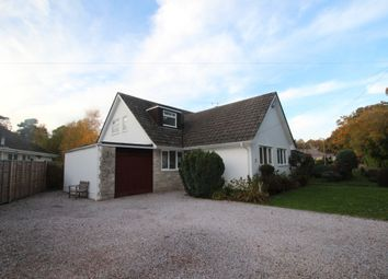 Thumbnail 3 bed detached bungalow for sale in Conifer Close, West Parley, Ferndown