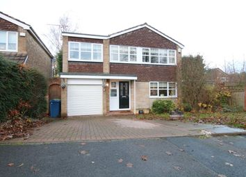 Thumbnail 4 bed detached house for sale in Thornhope Close, Washington