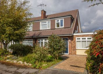3 bed semi-detached house for sale in Hastings Close, Penarth CF64