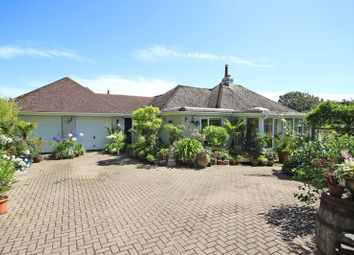 Thumbnail 3 bed detached bungalow for sale in Barton Common Road, Barton On Sea, New Milton