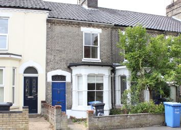 Thumbnail 2 bed terraced house to rent in Gloucester Street, Norwich