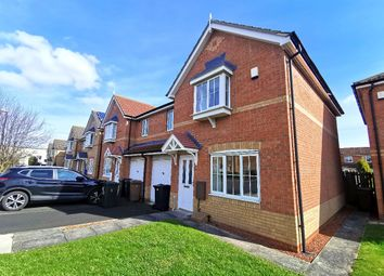 Thumbnail 3 bed semi-detached house to rent in Westbury Court, Longbenton, Newcastle Upon Tyne