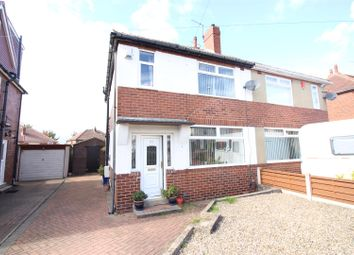 Thumbnail 3 bed semi-detached house for sale in Brian Crescent, Leeds