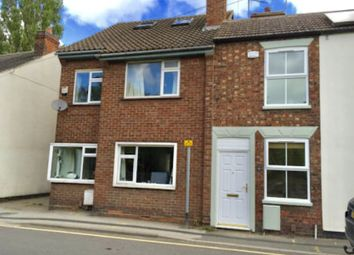 Thumbnail 2 bed terraced house to rent in Bridge Street, Lincoln