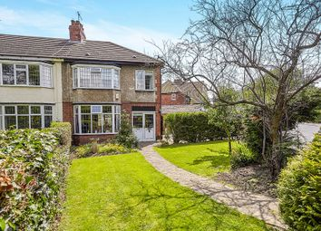 Thumbnail 3 bed semi-detached house for sale in Barrow Lane, Hessle