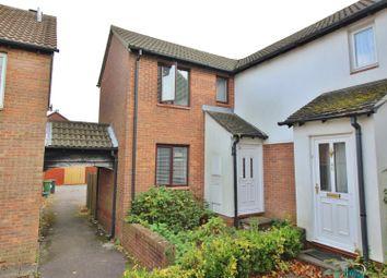 Thumbnail 2 bedroom end terrace house for sale in Heathfield, Basingstoke