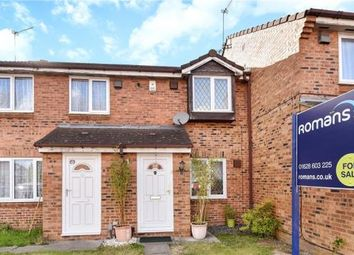 Thumbnail 2 bed terraced house for sale in Pearl Gardens, Cippenham, Slough