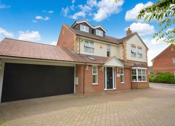 Thumbnail 6 bed detached house for sale in Emerson Valley, Milton Keynes, Buckinghamshire