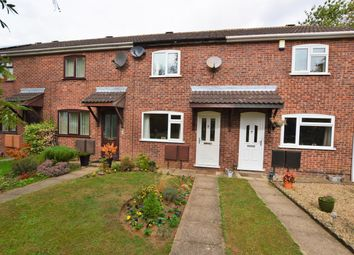 Thumbnail 2 bed town house for sale in Creaton Court, Wigston
