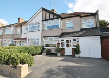 Thumbnail 4 bed end terrace house for sale in Craven Gardens, Barkingside, Ilford
