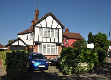 Thumbnail 3 bed semi-detached house for sale in Queenscourt, Wembley, Middlesex