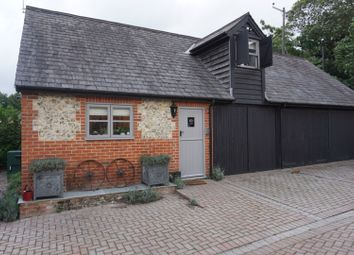 Thumbnail 2 bed barn conversion to rent in Mill Lane, Didcot