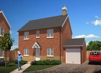 Thumbnail 4 bed detached house for sale in Hawthorn Rise, Tibberton, Droitwich