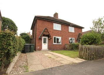Thumbnail 3 bed semi-detached house to rent in West End Avenue, Appleton Roebuck, York