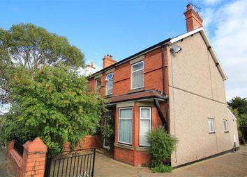 Thumbnail 3 bed semi-detached house for sale in Coed Onn Road, Flint, Flintshire