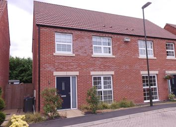 Thumbnail 3 bed semi-detached house for sale in Redpine Close, Clowne, Chesterfield