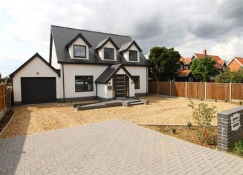 Thumbnail 4 bed detached house for sale in Brandon Cottage, Sturrick Lane, Great Bentley, Colchester