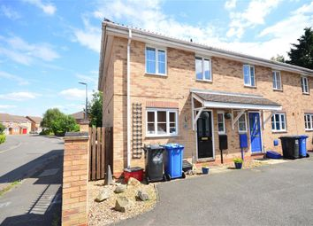 Thumbnail 3 bed end terrace house to rent in Merrivale Close, Kettering