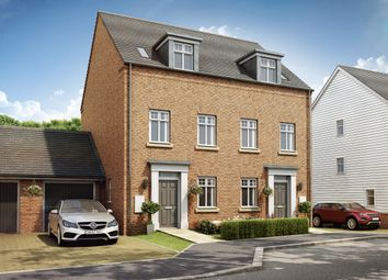 "Thumbnail 3 bed semi-detached house for sale in ""Greenwood"" at Rocky Lane, Haywards Heath"