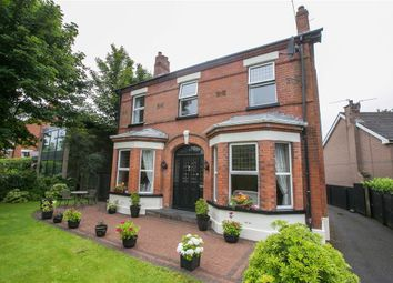 Thumbnail 4 bedroom detached house for sale in Upper Dunmurry Lane, Dunmurry, Belfast