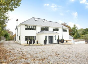 Thumbnail 6 bed detached house for sale in Stonehouse Road, Halstead, Sevenoaks, Kent