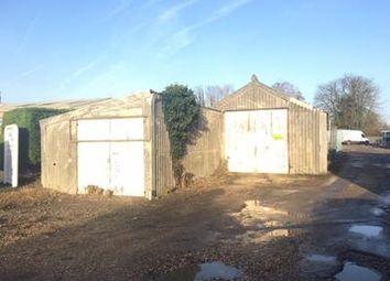 Thumbnail Light industrial to let in Unit 1 Bashfords Yard, Bone Lane, Newbury, Berkshire