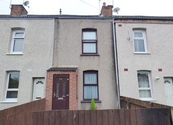 Thumbnail 2 bedroom terraced house for sale in Grange Road, Coventry