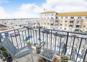 Thumbnail 2 bedroom flat for sale in Britannia Court, The Strand, Brighton Marina Village, Brighton