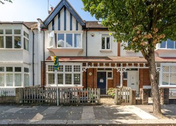 Thumbnail 4 bed terraced house to rent in Byfeld Gardens, Barnes