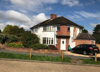 Thumbnail 3 bed semi-detached house to rent in Meadow Way, Reigate