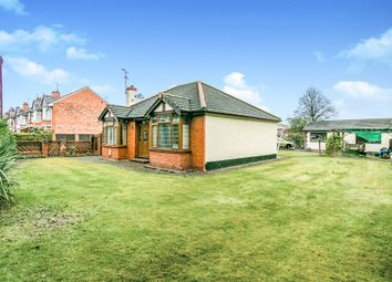 Thumbnail 2 bed detached bungalow for sale in Woodsome Drive, Whitby, Ellesmere Port