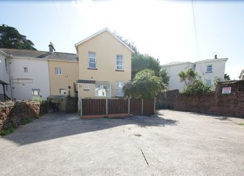 Thumbnail 1 bed flat for sale in Totnes Road, Paignton
