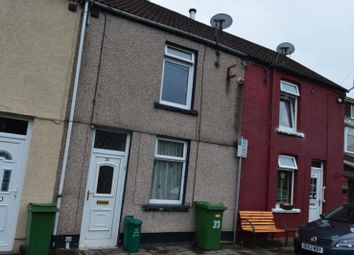 Thumbnail 2 bed terraced house to rent in Sion Street, Pontypridd