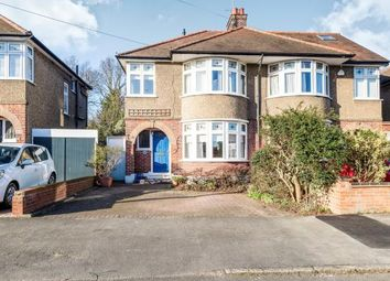 Thumbnail 3 bed semi-detached house for sale in Buckhurst, Hill, Essex
