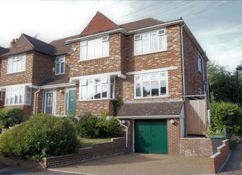 Thumbnail 5 bedroom semi-detached house for sale in Slades Rise, Enfield