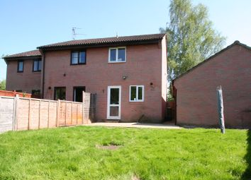 2 bed end terrace house to rent in Alderfield Close, Theale RG7