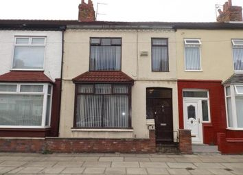 Thumbnail 3 bed terraced house for sale in Montrose Road, Liverpool, Merseyside, Uk