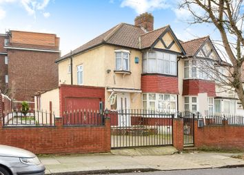 Thumbnail 3 bedroom semi-detached house for sale in Chartley Avenue, London