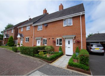 Thumbnail 2 bed terraced house for sale in Collingwood Close, Salisbury