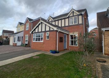 3 bed detached house to rent in Piccadilly Way, Morton, Bourne PE10