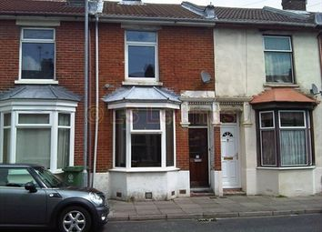 Thumbnail 2 bedroom terraced house to rent in Wilson Road, Portsmouth