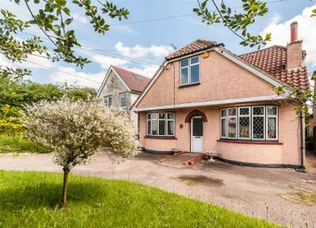 Thumbnail 3 bed detached house for sale in Brentwood Road, Herongate, Brentwood